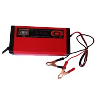 Redresor baterie auto 24V-12V YSX, 30-200 Ah, LCD