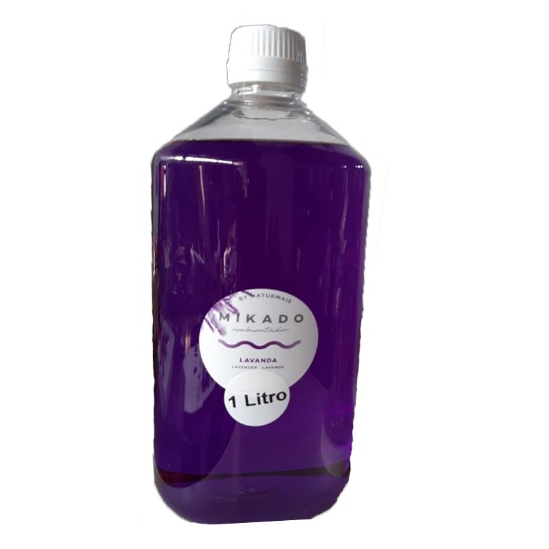 Rezerva odorizant de camera Lavanda Mikado, 1000 ML, esenta de parfum 2021 shopu.ro