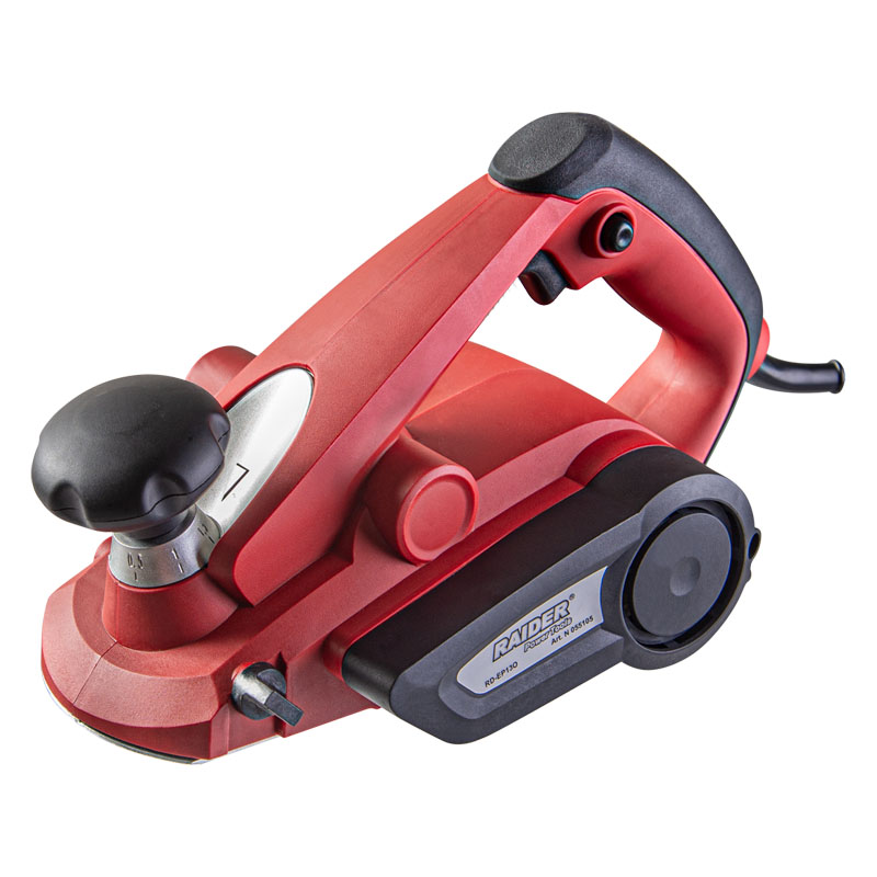 Rindea electrica Raider, 710 W, 16000 rpm, latime rindeluire 82 mm, adancime rindeluire 2 mm 2021 shopu.ro