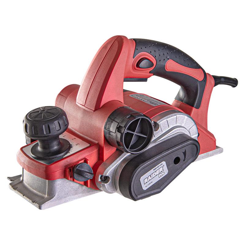 Rindea electrica Raider, 950 W, 16500 rpm, latime rindeluire 82 mm shopu.ro