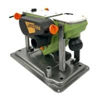 Rindea electrica Procraft, 1650 W, 16000 rpm, adancime reglabila, 2 cutite detasabile, sac colectare inclus