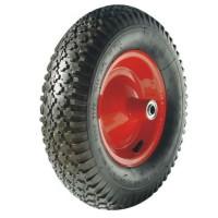Roata roaba TT, 3.50 - 8 PR, 14 mm, ax subtire