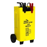 Robot si redresor auto Intensiv Boost Star 430 Impuls, 12/24 V, 260 A, 2 kW, 400 Ah