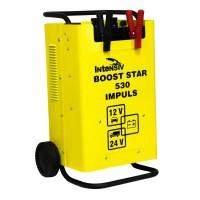 Robot si redresor auto Intensiv Boost Star 530, 12/24 V, 360 A, 500 Ah, 2.1 kW