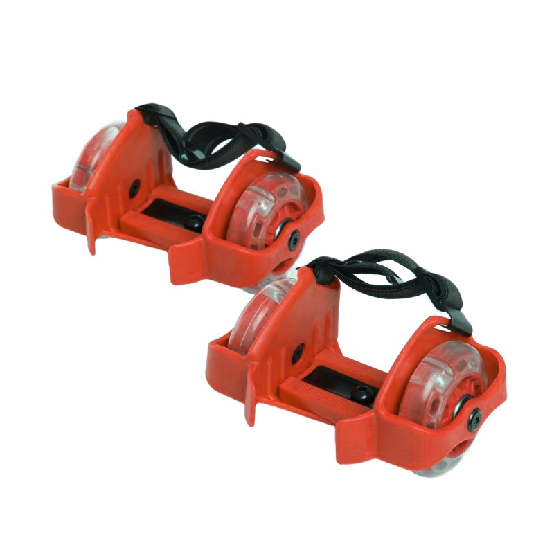 Role atasabile cu led Flash Maxtar, Rosu