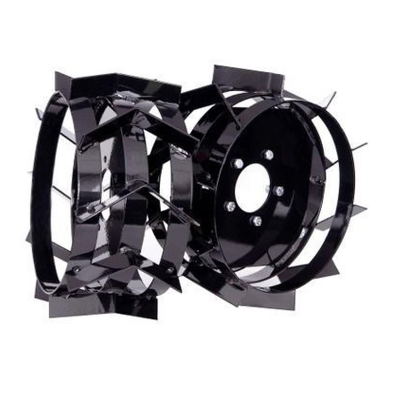 Roti metalice pentru motocultor/motosapa, 40 cm, corp metalic shopu.ro