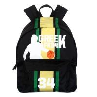Rucsac Greek FR34, 38 x 42 x 16 cm, model basketball