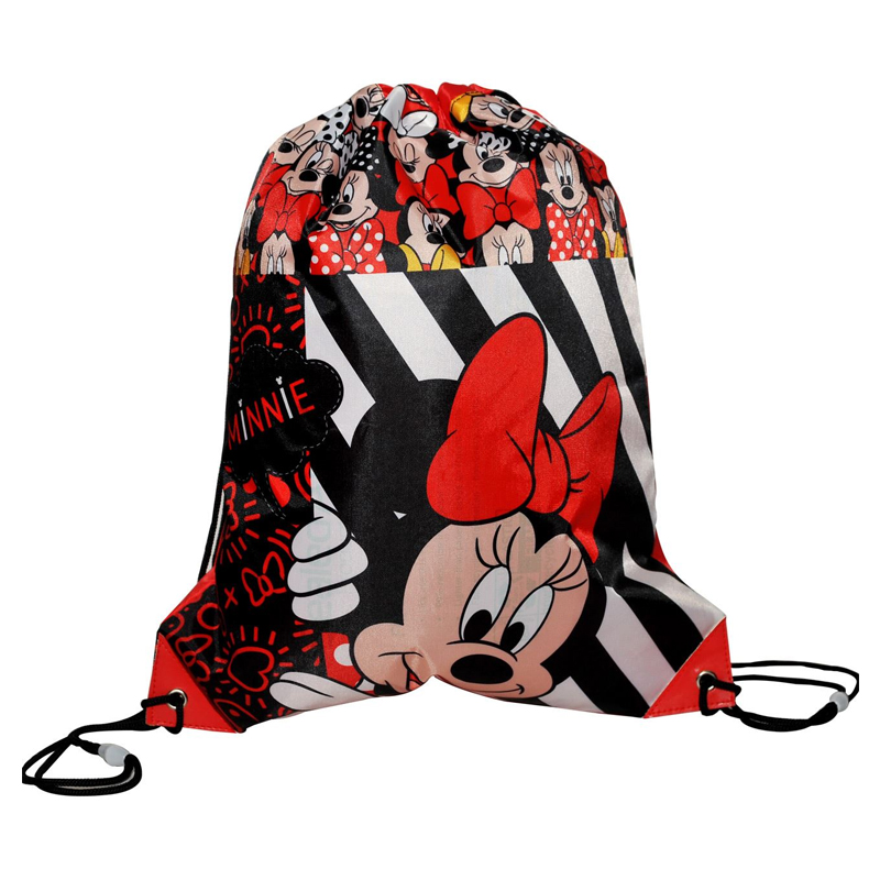 Rucsac panza pentru copii Minnie, Multicolor