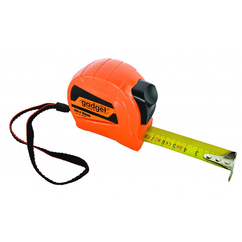 Ruleta Gadget, 7.5 m x 25 mm, carcasa ABS 2021 shopu.ro