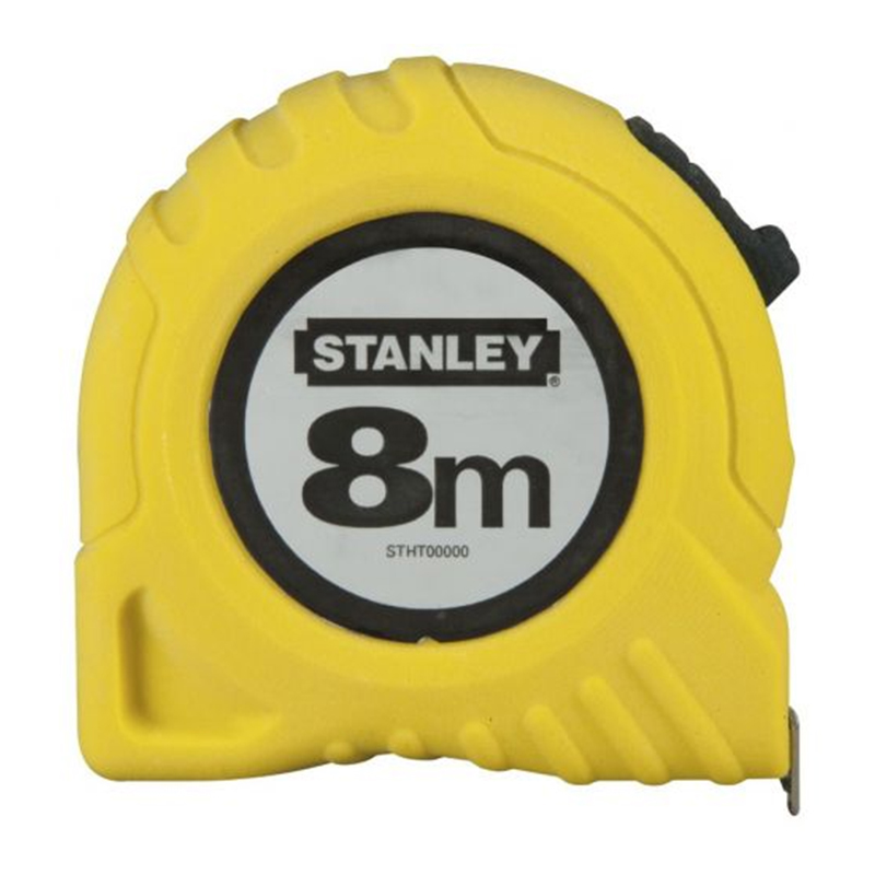 Ruleta clasica Stanley, 8 m x 25 mm 2021 shopu.ro