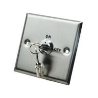 Buton de acces cu cheie Headen, comanda NO/NC