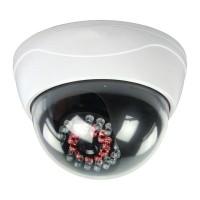 Camera supraveghere falsa CCTV Konig, leduri IR