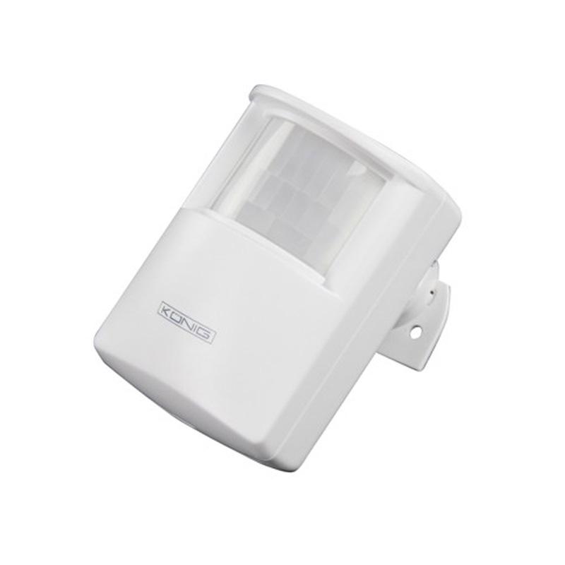Sensor de miscare pentru SEC-ALARM200 Konig, 9 V 2021 shopu.ro