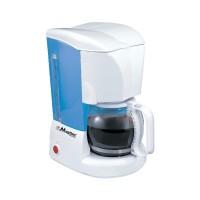 Filtru de cafea Magitec, 12 cani, 800 W, Alb/Albastru