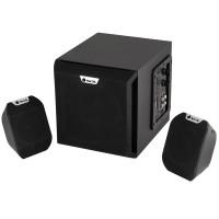 Boxa multimedia 2.1 NGS, 72 W, USB, Negru