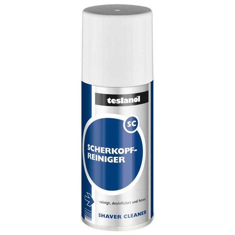 Spray curatat cap aparat de ras Teslanol, 100 ml