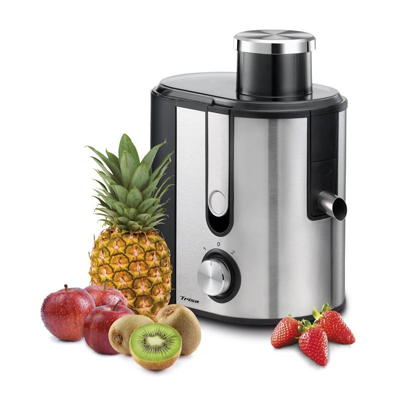 Storcator de fructe Vital Juicer Trisa, 500 W, 2 viteze 2021 shopu.ro