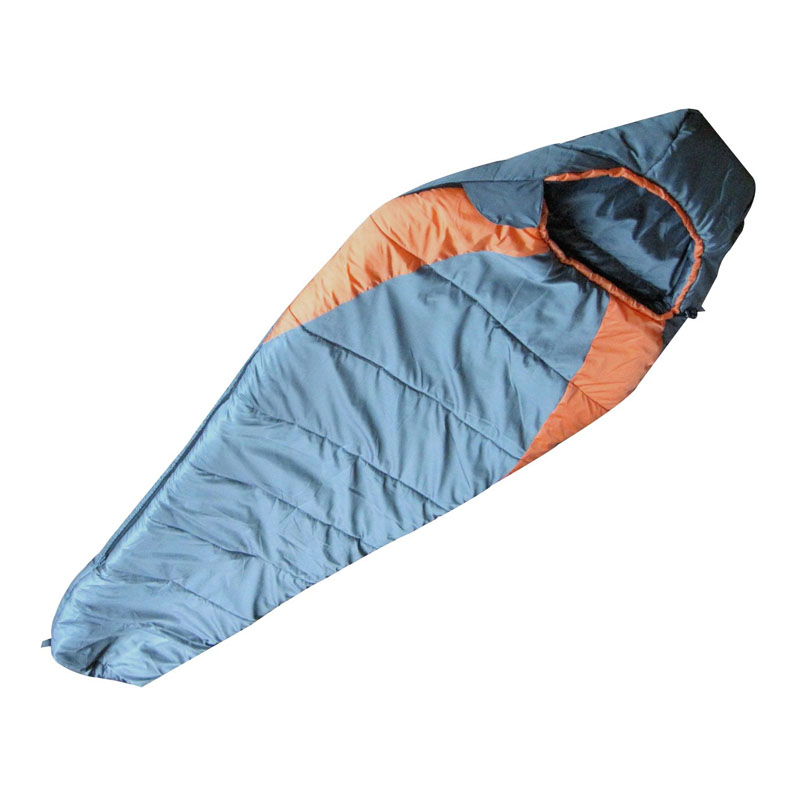 Sac de dormit Mummy WR3214, o persoana, gluga, 200 x 85 x 50 cm