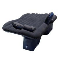 Saltea auto gonflabila Travel Bed, 138 x 85 x 45 cm, suporta 600 kg, Gri