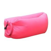 Saltea camping Cloud Lounger, 1 persoana, suporta maxim 180 kg, Roz
