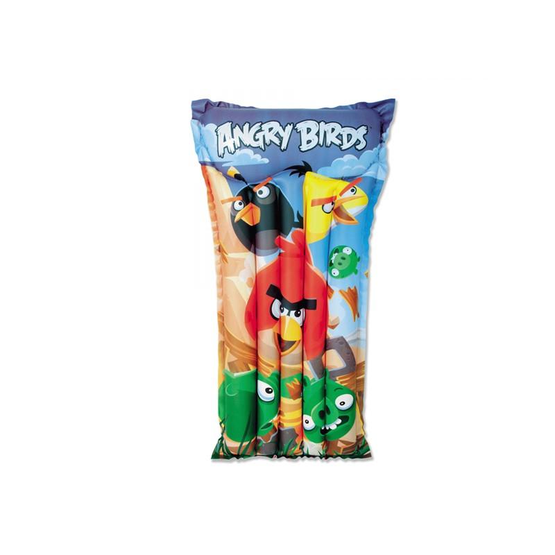 Saltea gonflabila Angry Birds, 119 x 61 cm 2021 shopu.ro