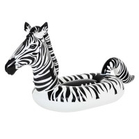 Saltea gonflabila Ride On Zebra Bestway, 254 x 142 cm
