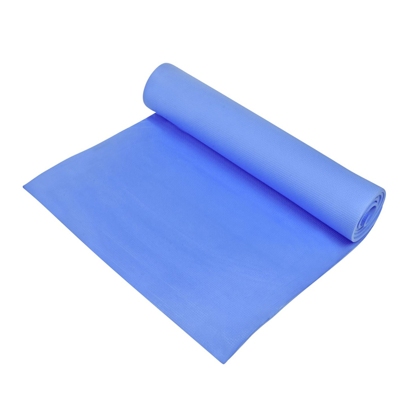 Saltea pentru camping, 180 x 60 cm, Albastru 2021 shopu.ro