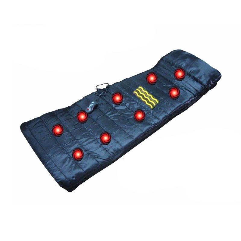 Saltea pentru masaj cu incalzire, 5 W, telecomanda