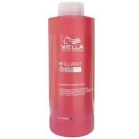 Sampon pentru par vopsit Wella Brilliance Normal, 1000 ml