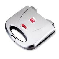 Sandwich Maker Digi 0.1, 750 W, LED, maner ergonomic, Argintiu