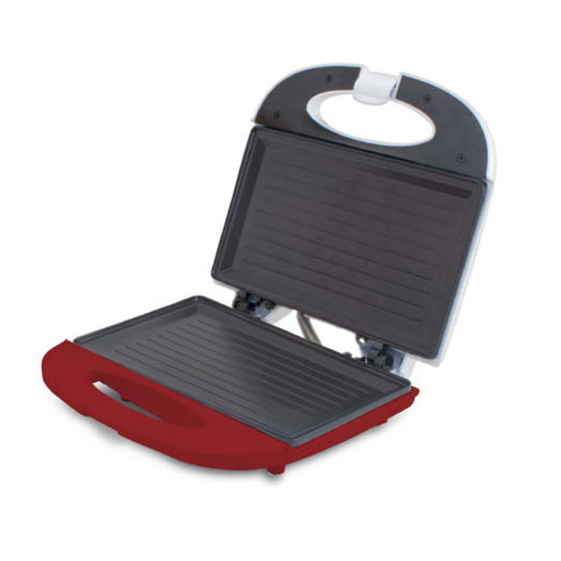 Sandwich Maker tip grill Beper, 700 W, LED, termostat 2021 shopu.ro