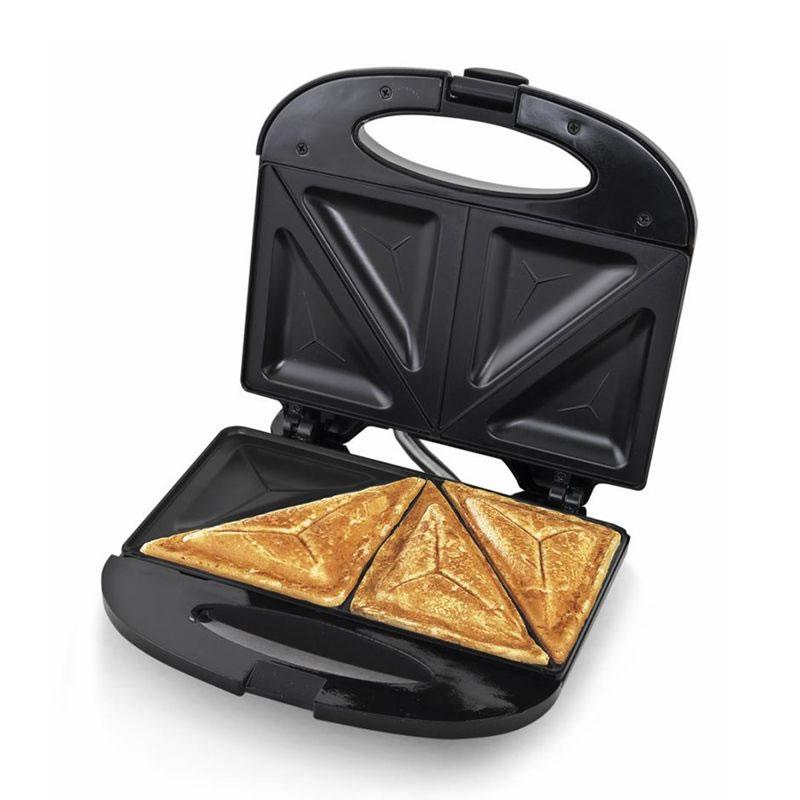 Sandwich maker Esperanza Mozzarella, 700 W, alb