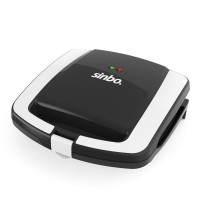Sandwich Maker Sinbo, 750 W, maner ergonomic