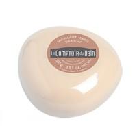 Sapun surgras Karite Le Comptoir du Bain, 100 g, piersica