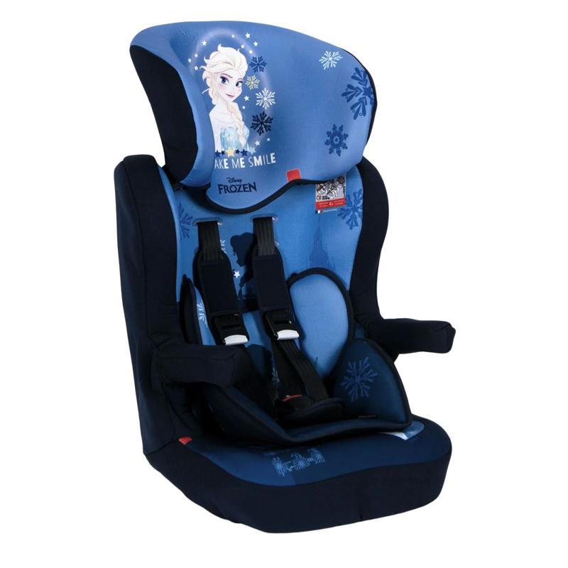Scaun auto pentru copii, 45 x 35 x 67 cm, maxim 9-36 kg, model Frozen 2021 shopu.ro