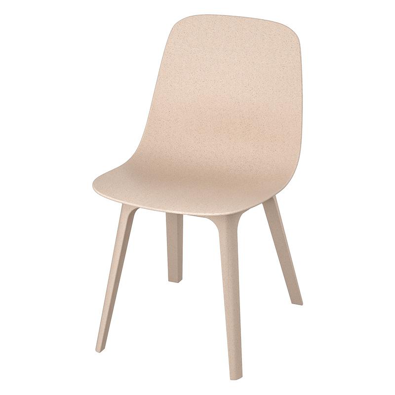 Scaun pentru bucatarie, inaltime 81 cm, Crem 2021 shopu.ro