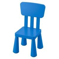 Scaun pentru copii, 39 x 67 x 36 cm, Albastru