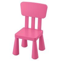 Scaun pentru copii, 39 x 67 x 36 cm, Roz