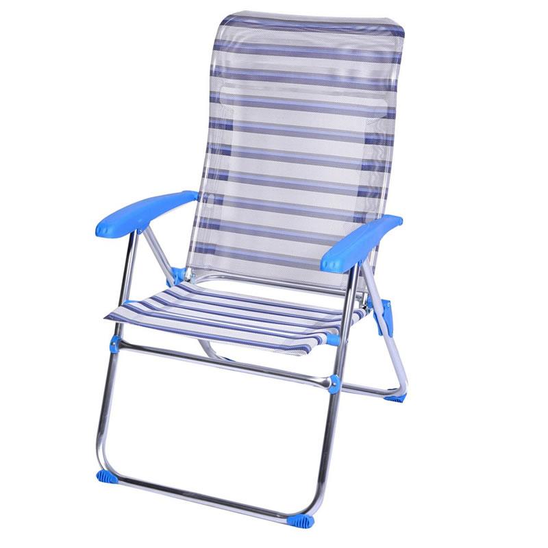 Scaun pentru plaja, 60 x 45 x 90 cm 2021 shopu.ro