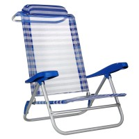 Scaun pliabil din panza, 46.5 x 38 cm, model dungi