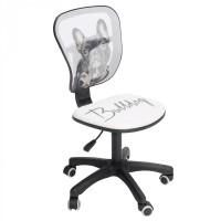 Scaun rotativ pentru birou, inaltime 95 cm, model Bulldog