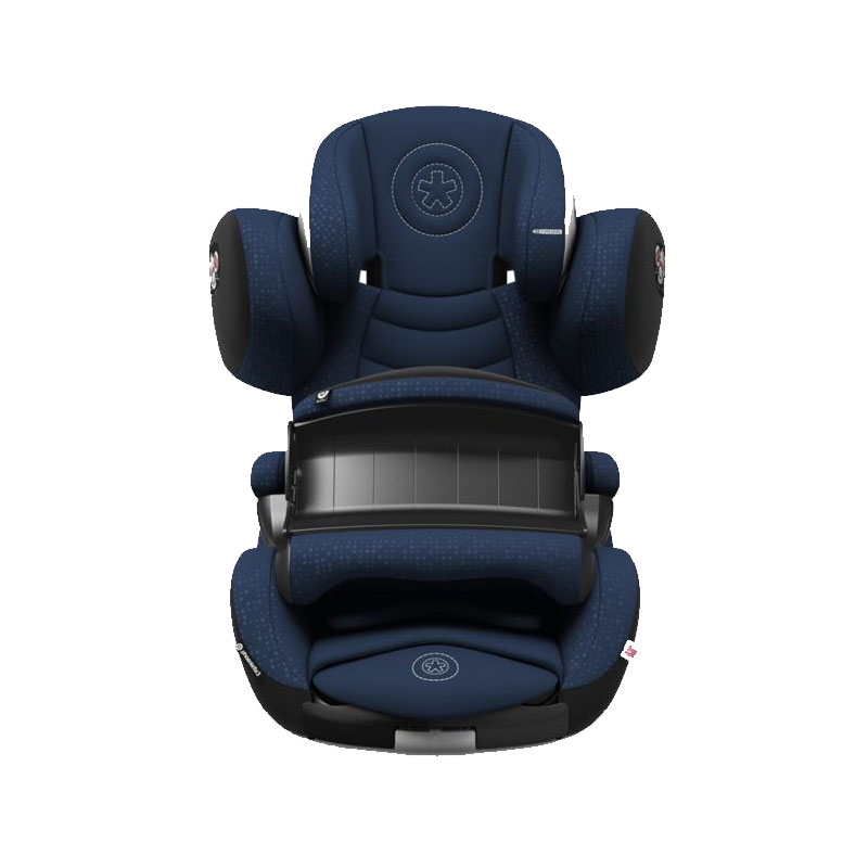 Scaun auto Phoenix Fix 3 Kiddy, isofix, 53 x 60 x 45 cm, 9-18 kg, 9 luni+, model night blue 2021 shopu.ro