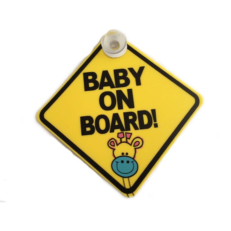 Semnalizator Baby On Board 2021 shopu.ro
