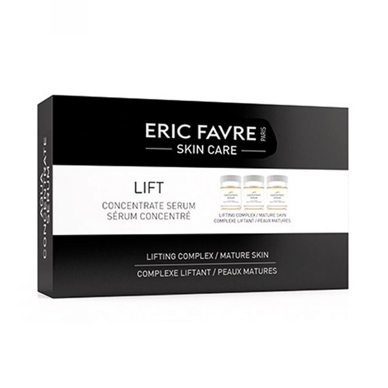 Ser lifting fiole Eric Favre Skin Care, 10 x 5 ml 2021 shopu.ro