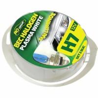 Set 2 becuri auto cu halogen H7 Plasma White, 12V