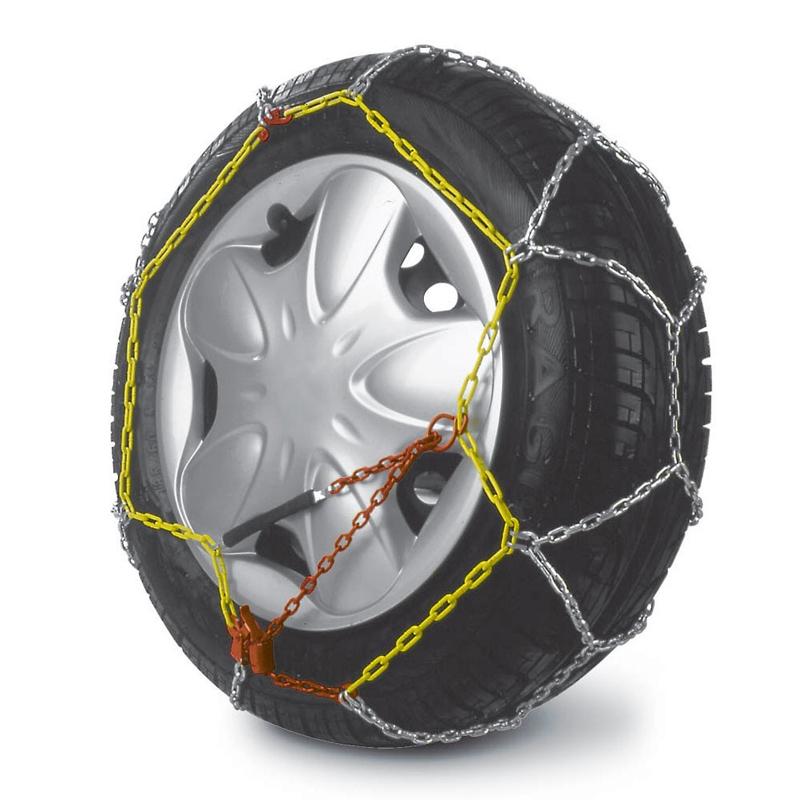 Set 2 lanturi antiderapante Bottari, 9 mm, M050, tip plasa 2021 shopu.ro