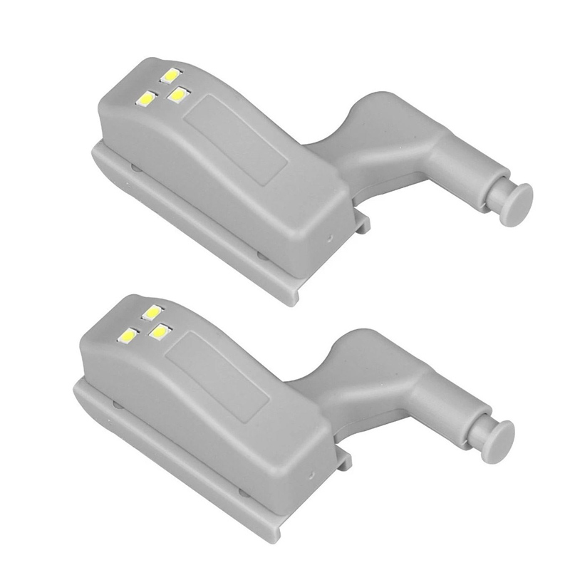 Set 2 leduri pentru dulapuri Hinge Light, 30-50 lm, sistem balama shopu.ro