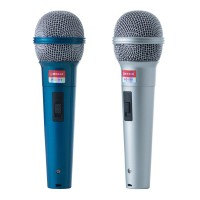 Set 2 microfoane WG-119, transmisie analog, -70 dB, conectivitate XLR