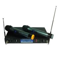Set 2 microfoane cu receptor WNGR 4000, antena incorporata