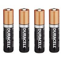 Set 4 baterii Duracell AAA 1.5V